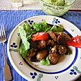 Roasted Veggies wth Avocado